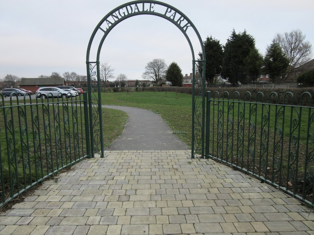 Langdale Park, Hinckley, Leicestershire