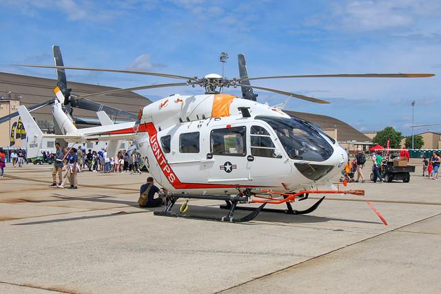168248 - Eurocopter TH-72A/EC-145 - KADW 10th May 2019.