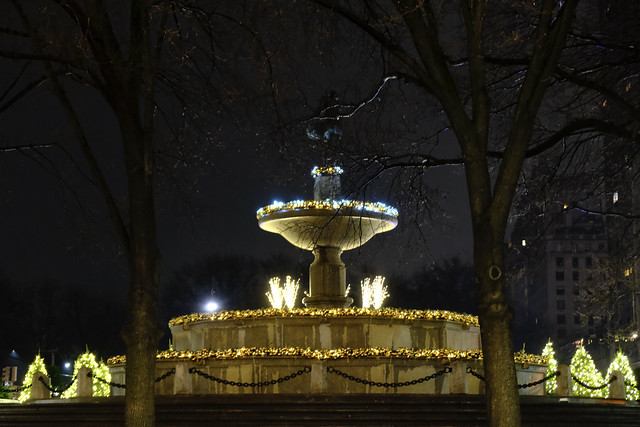 The Pulitzer Fountain