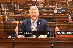 Rep. Pat Callahan - NamePlate