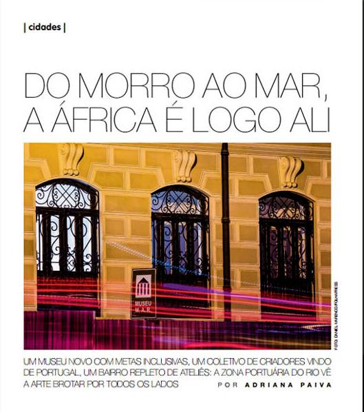 Reportagens de autoria da jornalista Adriana Paiva Prefeitura Rio de Janeiro Porto Maravilha Miguel Pinheiro gentrificação Morro Conceição portugueses Portugal cidades revitalizadas revitalização do Centro