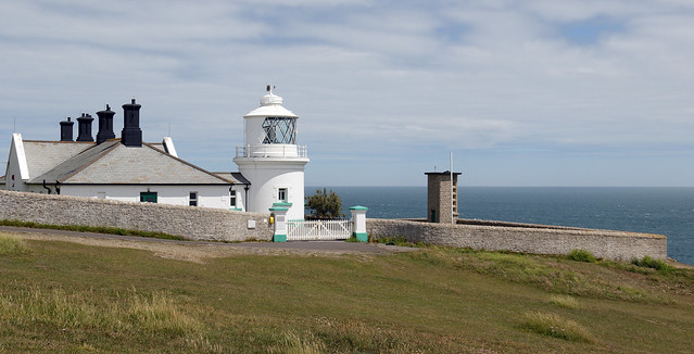 Anvil Point Lighthouse - Dorset.