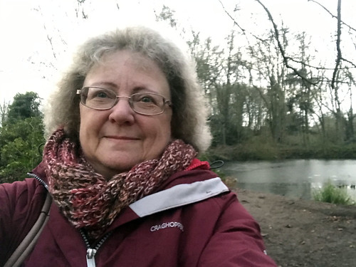 Feeling Chilly near Apley Woods