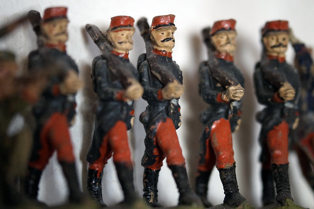 Soldiers Old Historically Figures Edit 2021