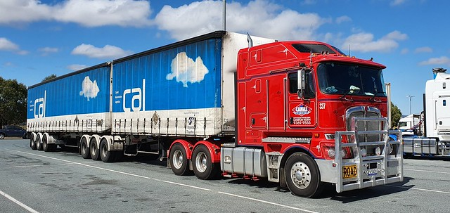 Cahill Transport - Kenworth K200