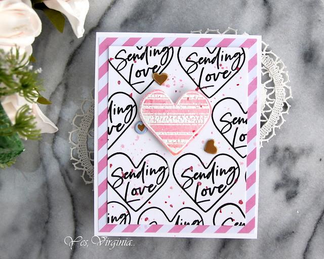 sending love -003