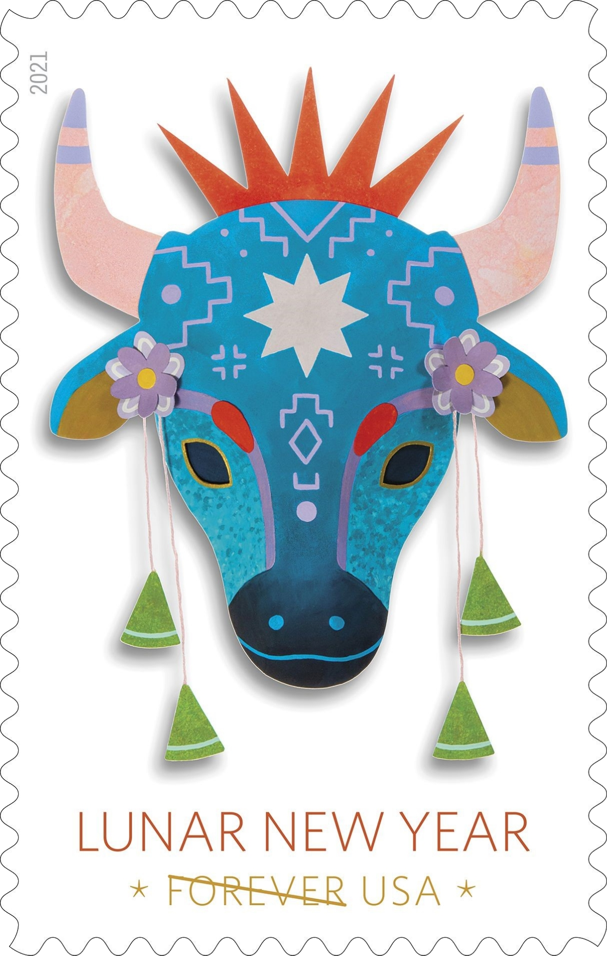 United States: Lunar New Year - Year of the Ox, 2 February 2021