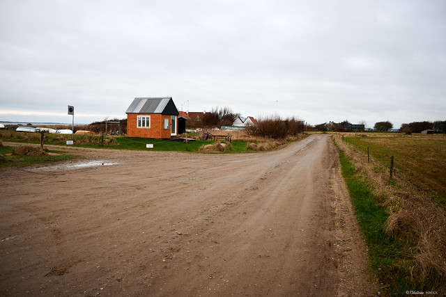 The Unpaved Road and the Little House
