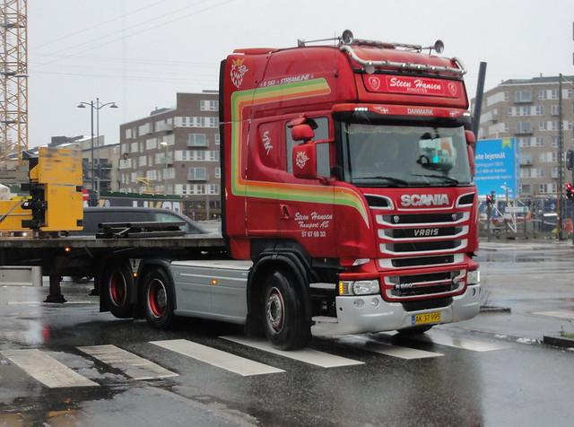 Scania R560 v8 AK37995