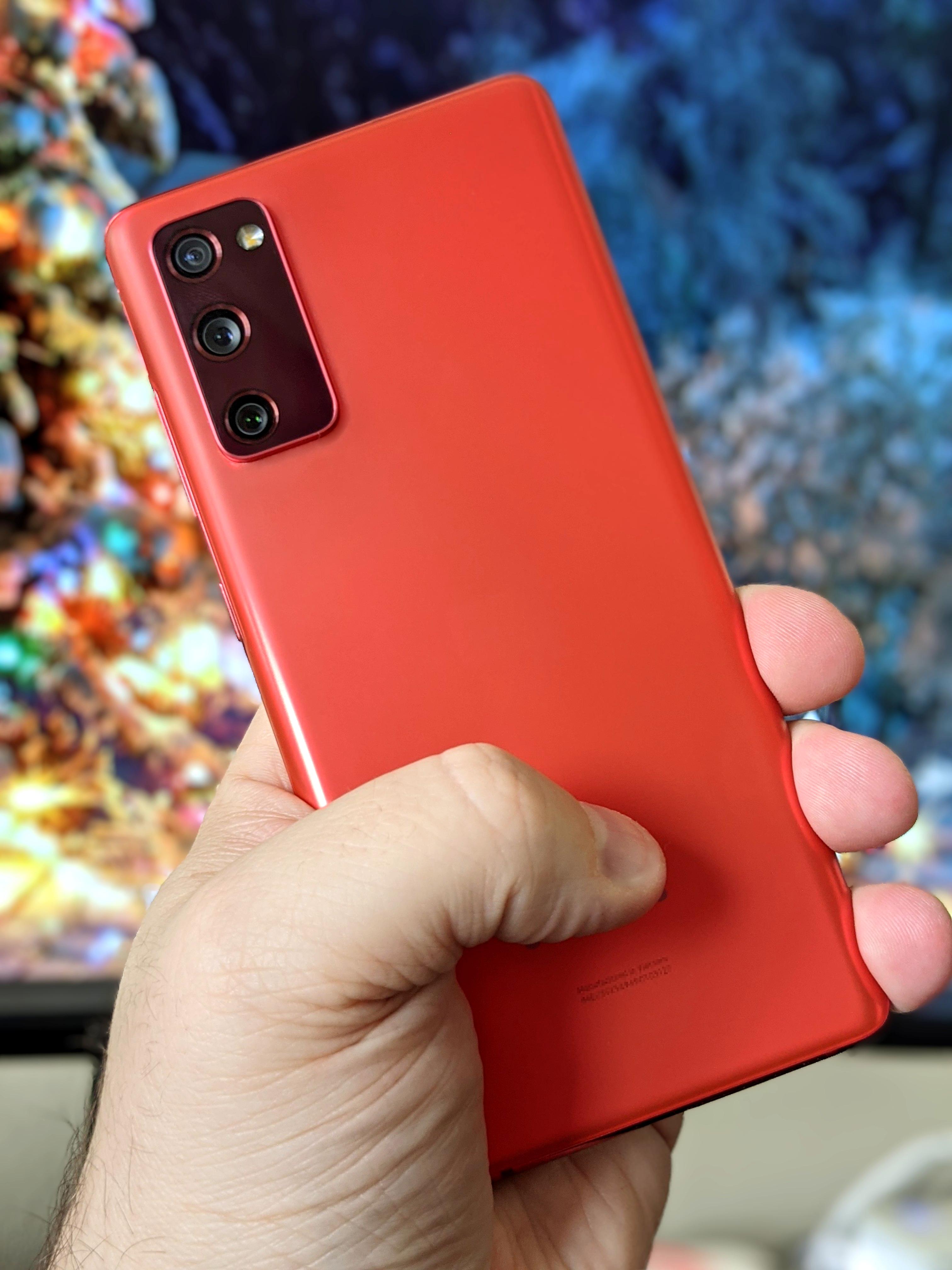 Samsung Galaxy S20 FE Creative 3 cryovex