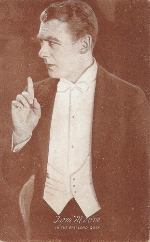 Tom Moore in The Gay Lord Quex (1919)