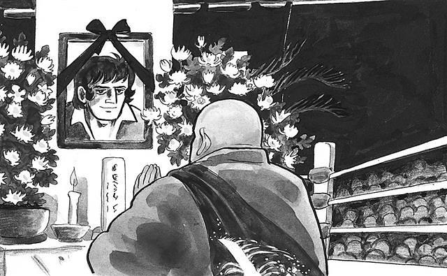 我的大哥不會白白死去!曾經舉辦過真實葬禮的這些日本動漫神角們