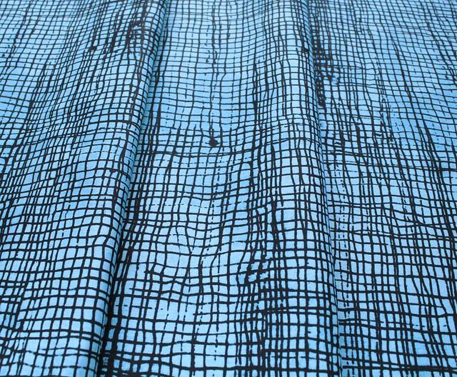 Windham Fabrics The Blue One 43191A-20 Screen Mali Blue
