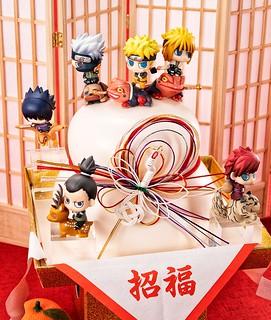 Petit Chara Land《火影忍者疾風傳》復刻人氣第一彈「新色!通靈之術!」盒玩 鮮艷再登場~