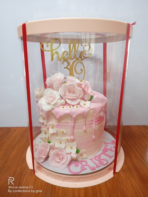 Cake from Confections By Ghie
