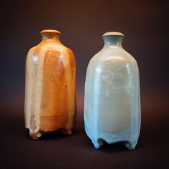 duo de bouteilles  70 l'une