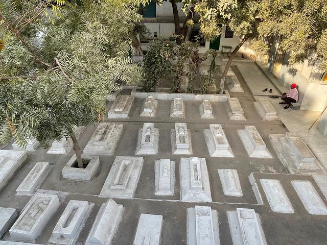 City Monument - Hijron ka Khanqah, Mehrauli