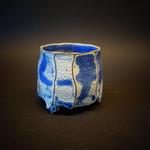 tasse bleu  40€