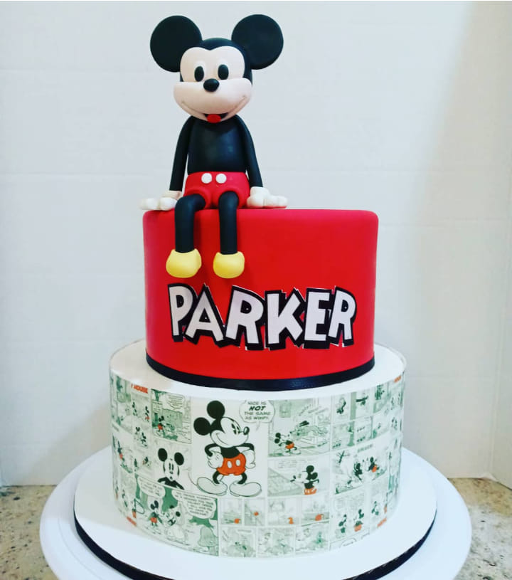 Cake by Jazzy's Cupcake Delights