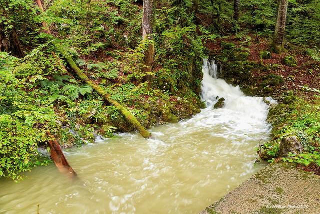 Rijeka Kupa - povremeni izvori