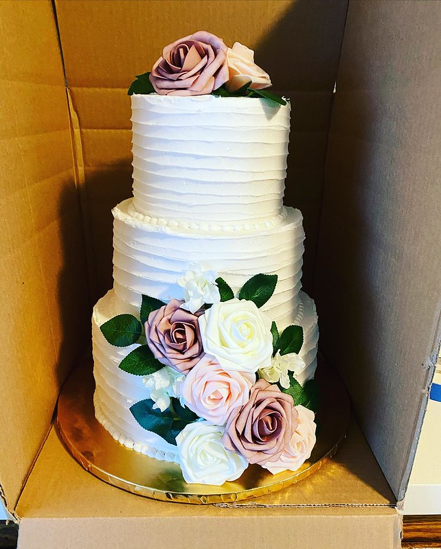 Cake by Jenna's Sweets Boutique