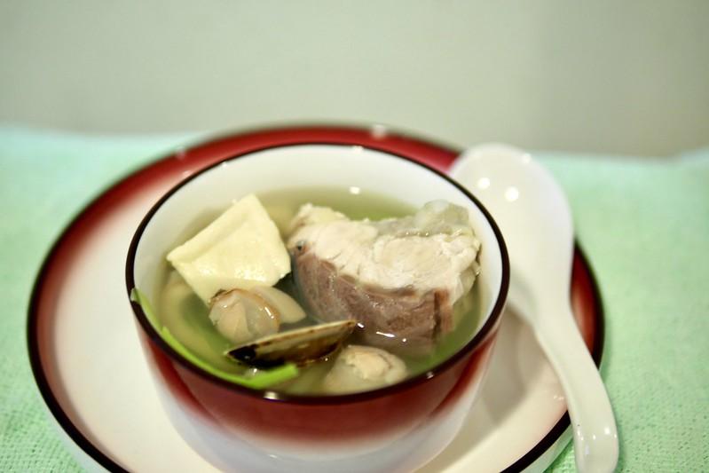 鱘龍魚養身湯
