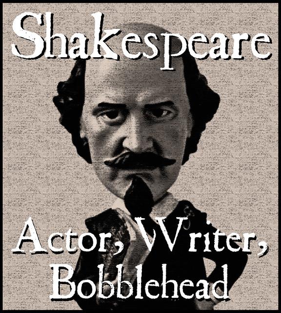 Shakespeare National Bobblehead Day 2021
