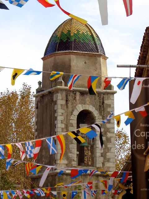 Saint-Tropez / Chapelle de la Miséricorde - Clocher