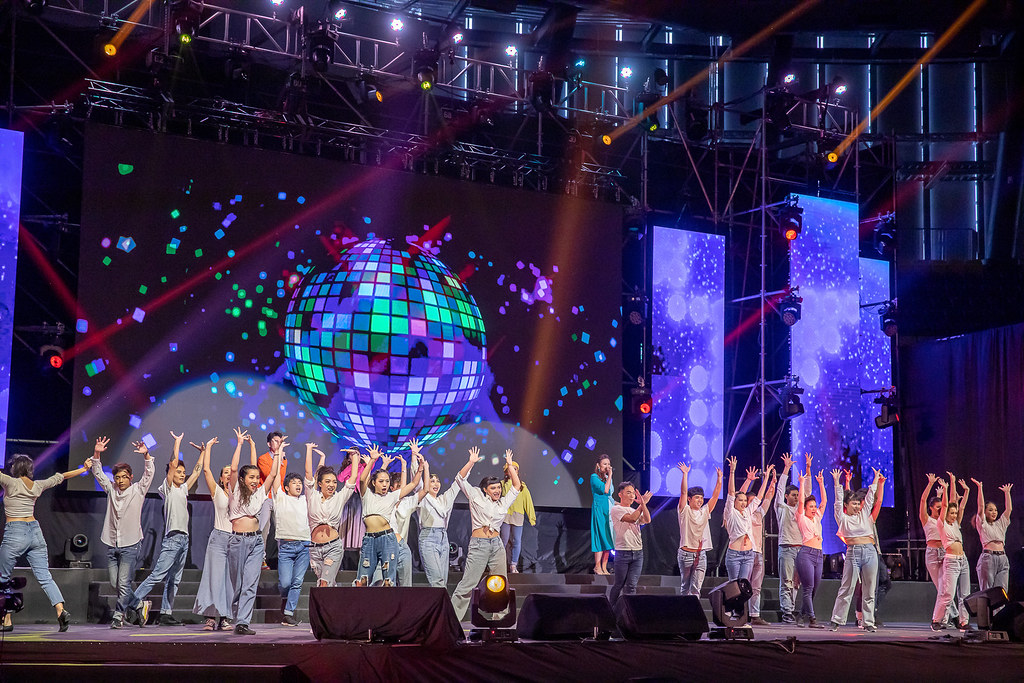 [活動攝影]全美世界14週年慶暨表揚大會-活動紀錄