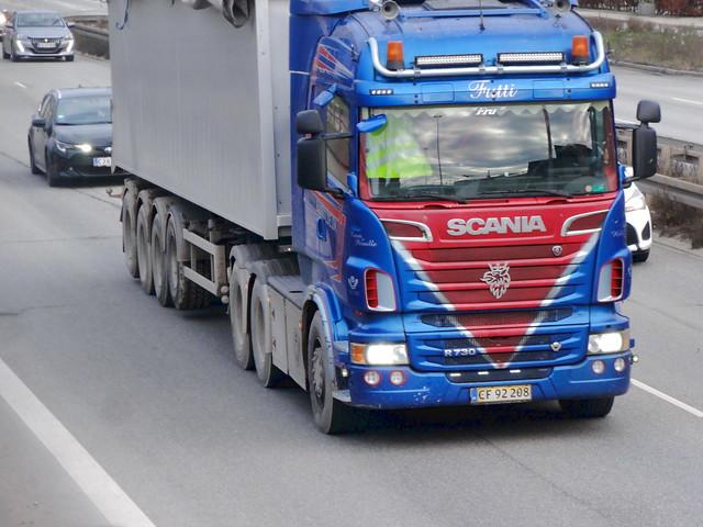 Scania R730 v8 CF92208