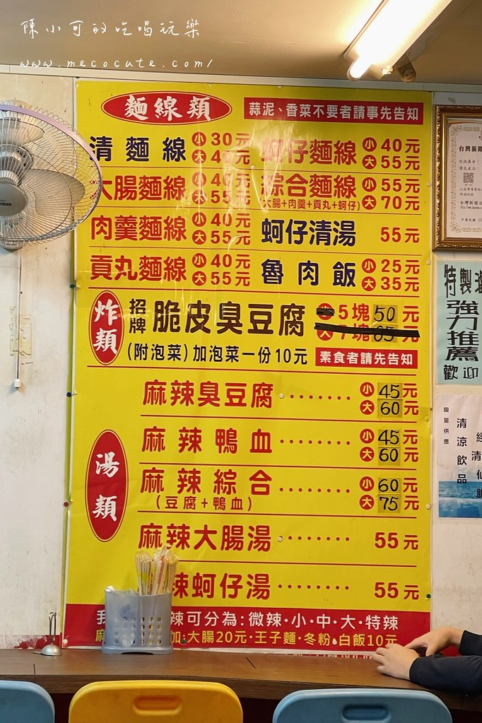 正豐臭豆腐三重 @陳小可的吃喝玩樂