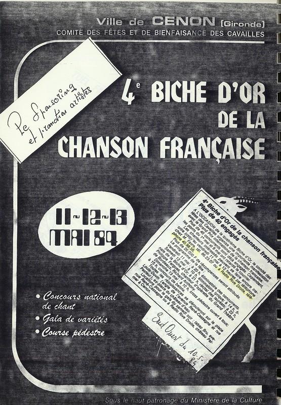 Biche d'or 1984