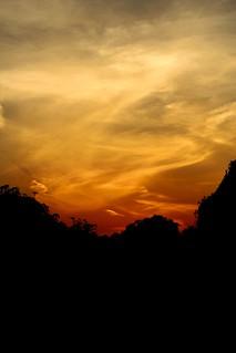 Soulful Sunset