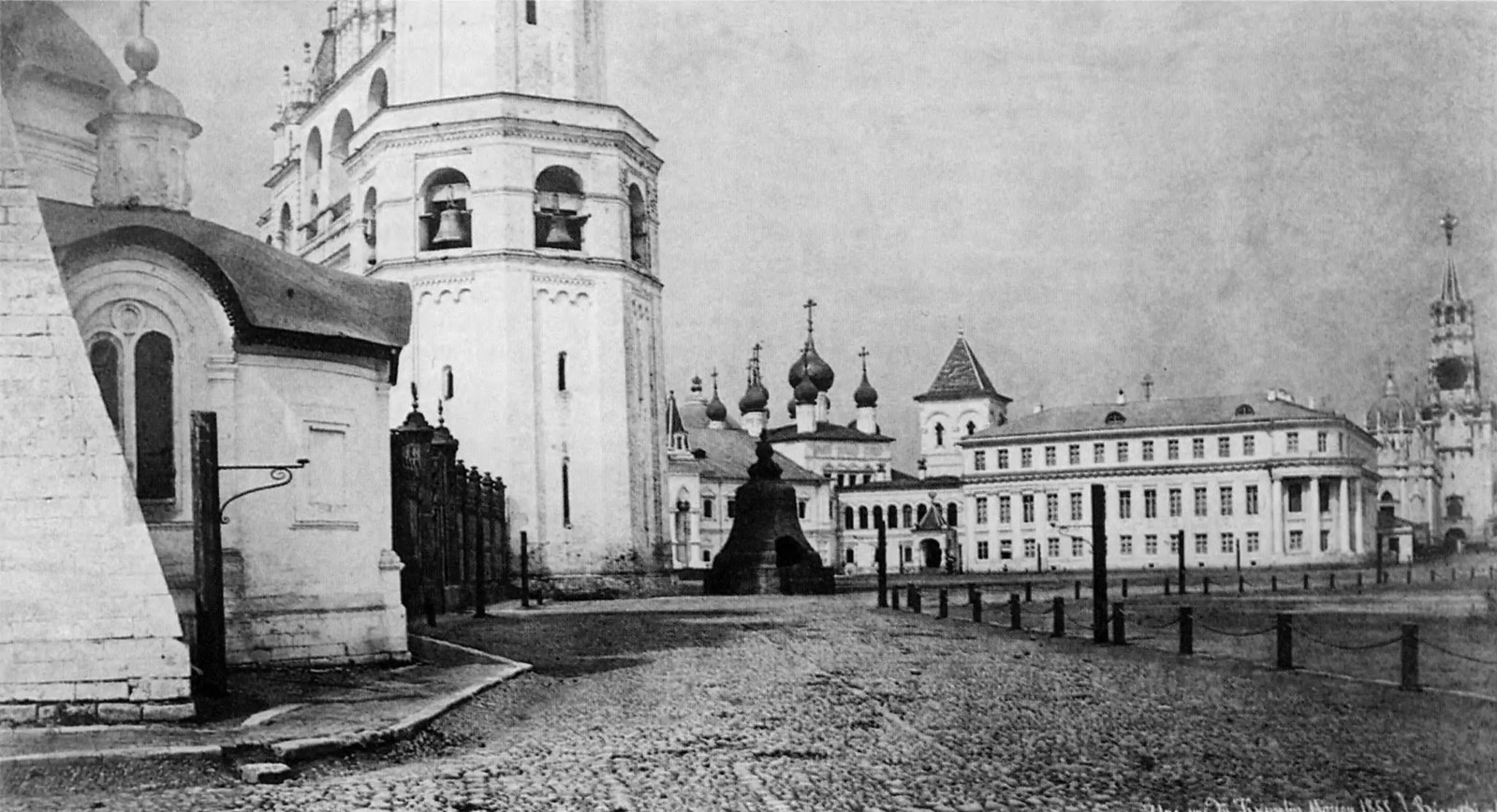 Кремль. 1855