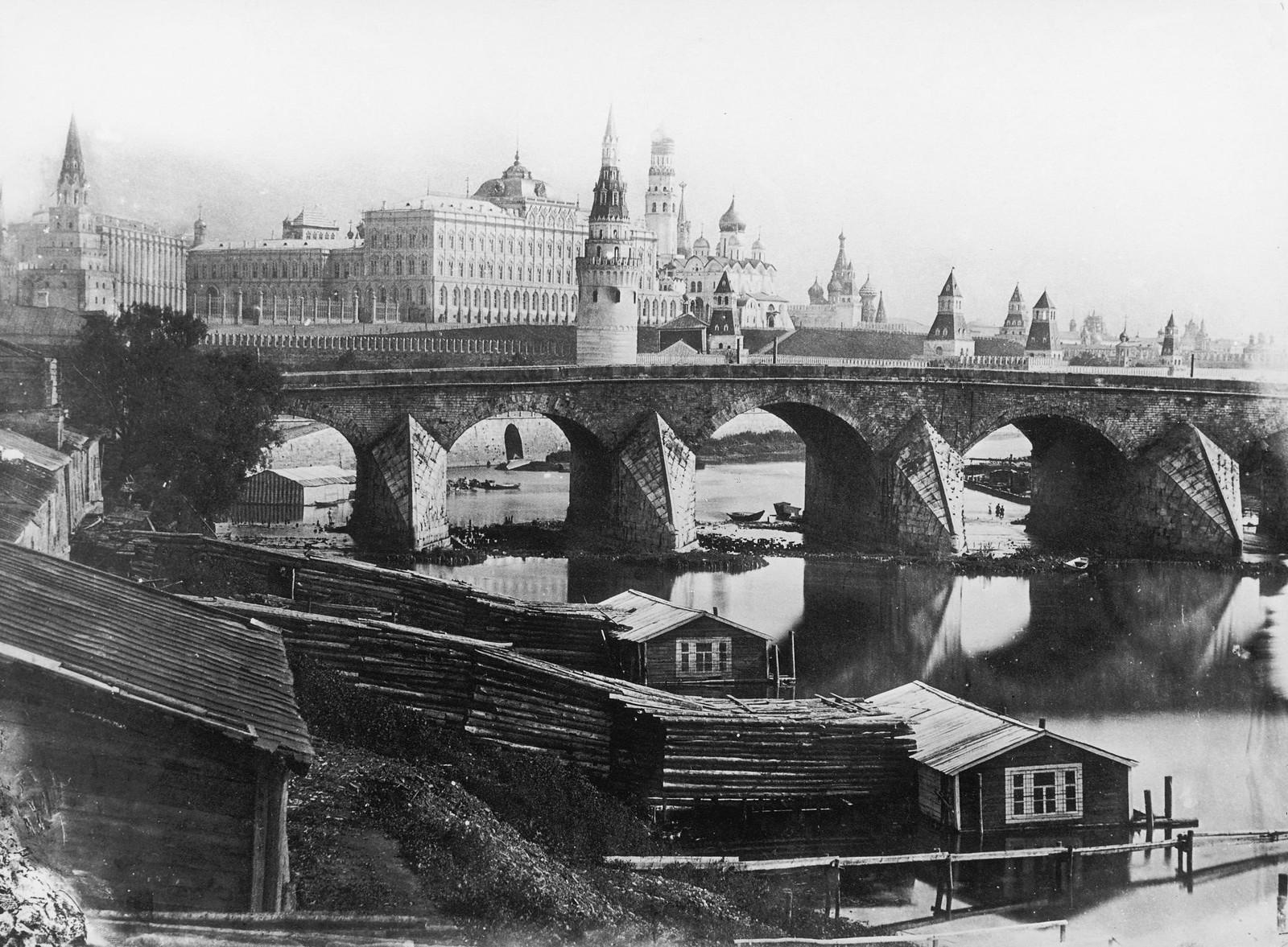 Каменный мост. 1850-е