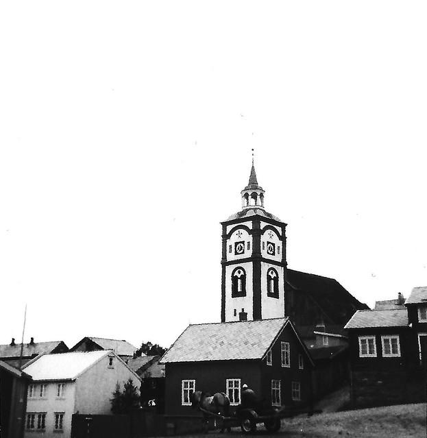 Røros Church (1784) - Norway (1967)
