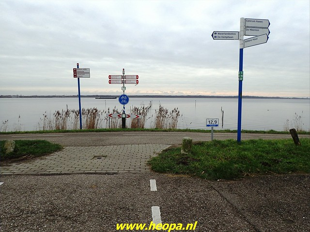 2021-01-06   Nieuwjaars wandeling. Almere   (4)