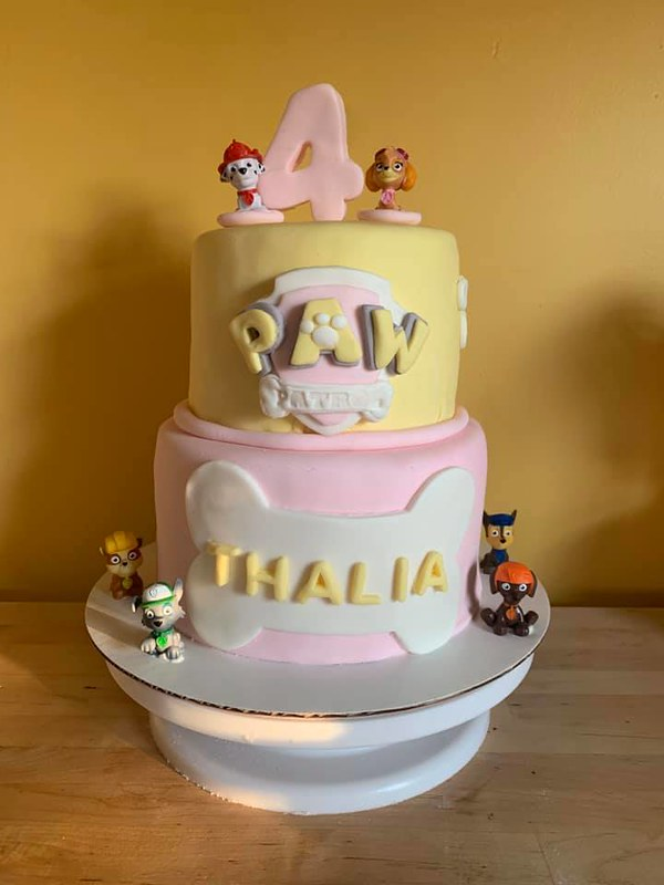 Cake by Maxine's Little Bakery