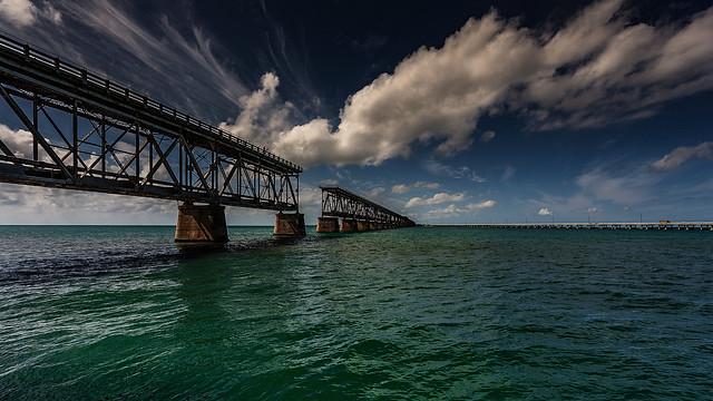 Florida East Coast Railway / Seven Mile Bridge