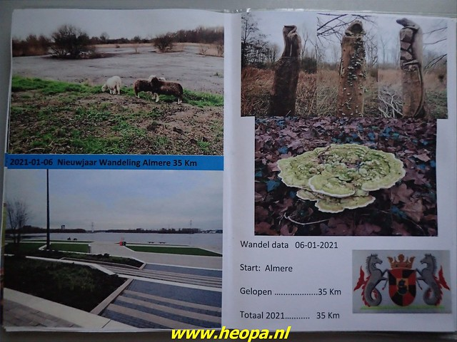 2021-01-06   Nieuwjaars wandeling. Almere   (81)