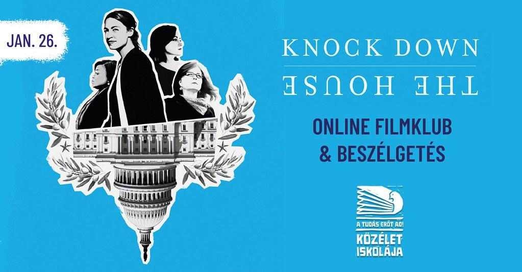 Vegyük be a házat! - online filmklub és beszélgetés