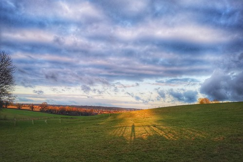 huaweimobile skies sunset winter clouds stormy dramatic cameraphone hertfordshire home county views landscape hdr
