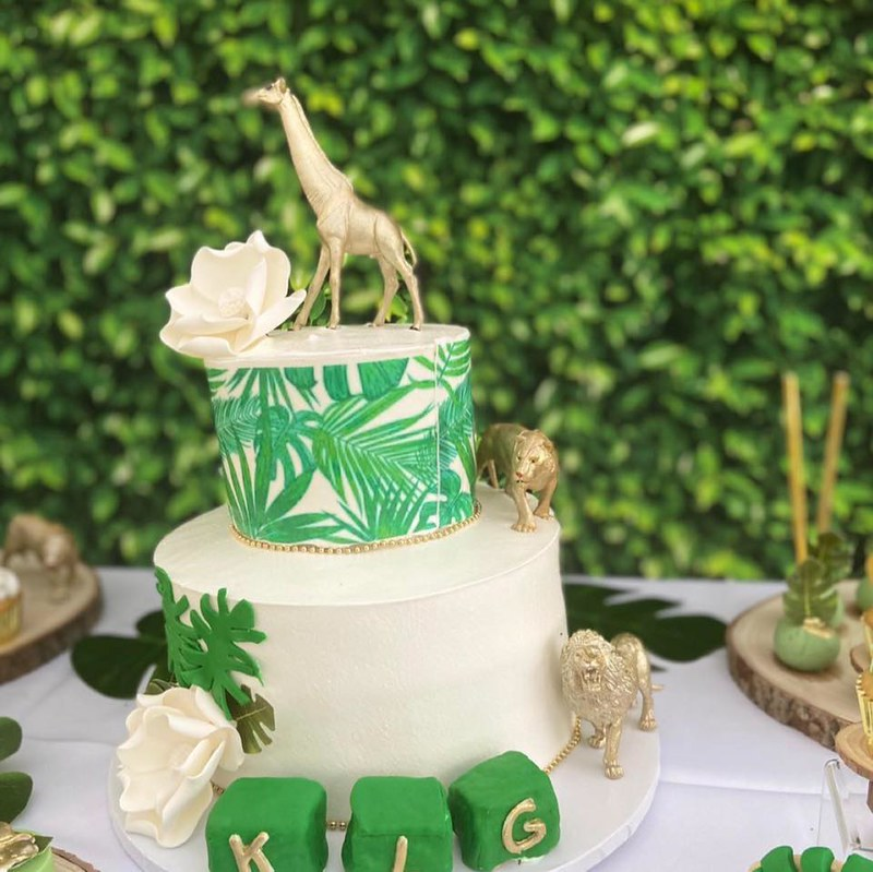 Cake by Jeylyn Dominican Cakes