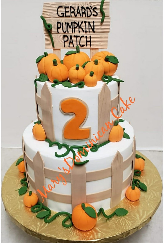 Cake by Mary's Dominican Cake