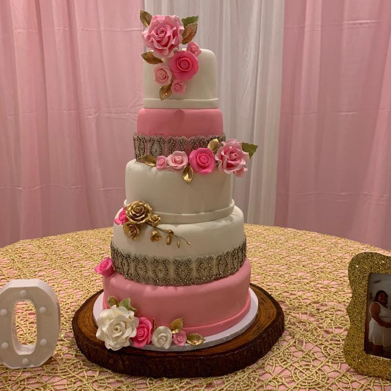 Cake by Dr. Cake