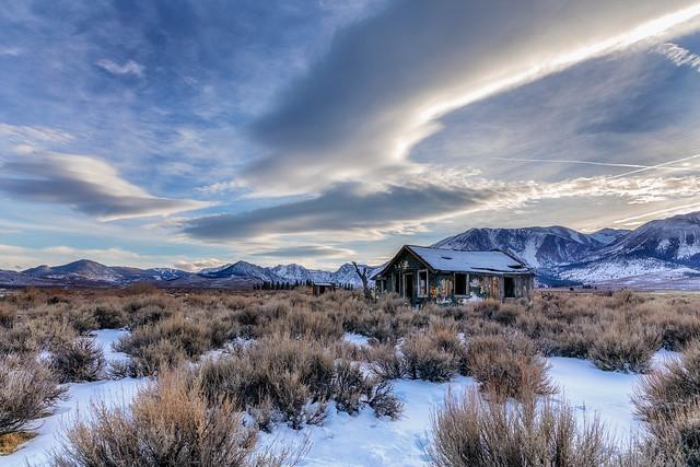 Abandon House
