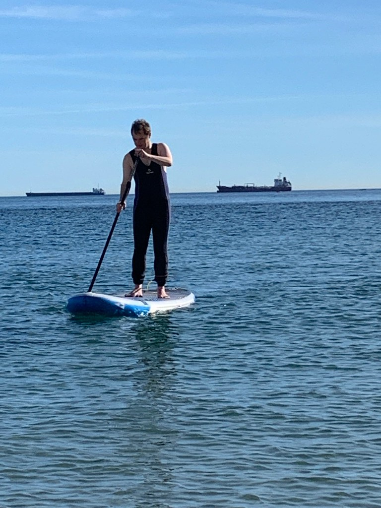 Stand up Paddle Boarding with In2Adventures in Gibraltar