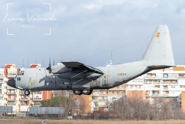 Ejército del Aire Lockheed KC-130H
