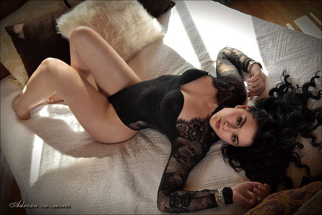 Sensual Beauty Alisha