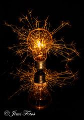 Sparkler lightbulb